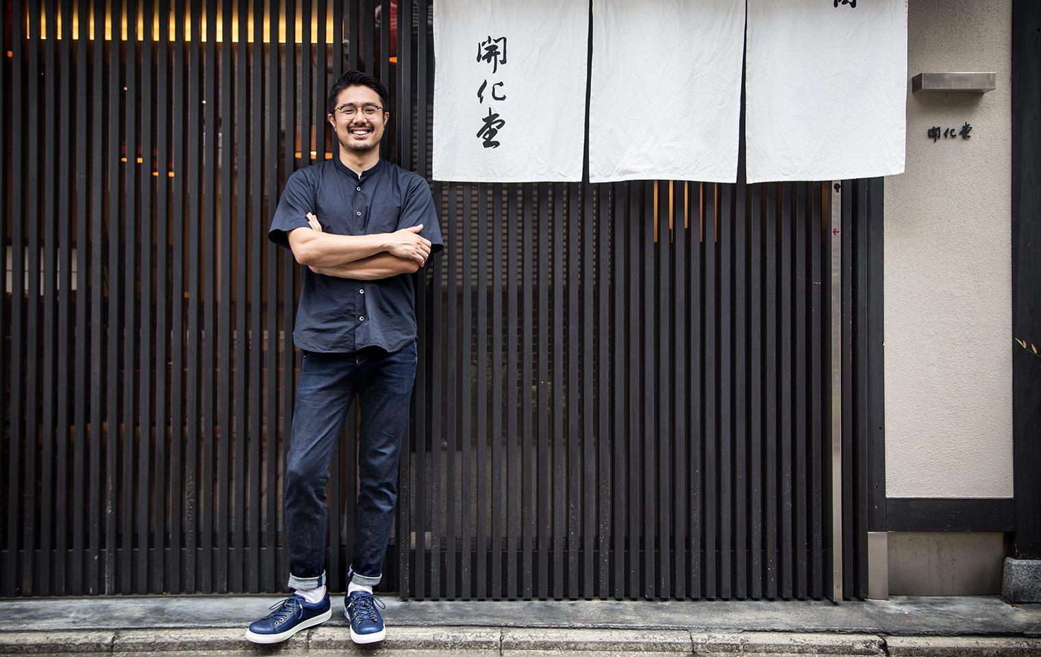 最高級茶筒司・開化堂6代目 八木 隆裕