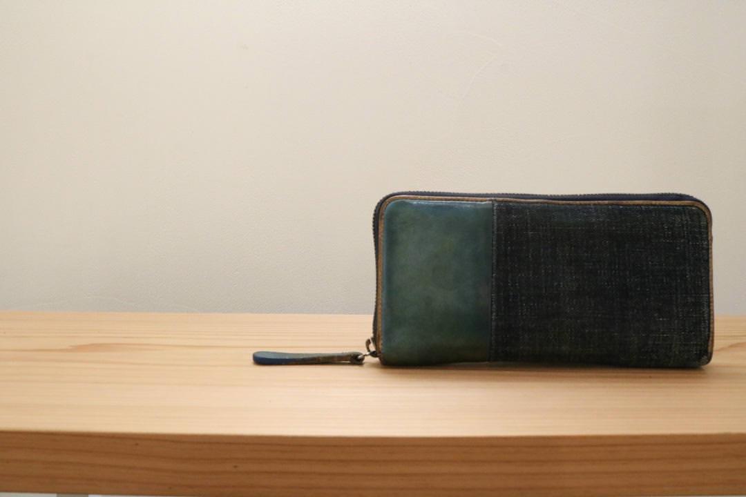 Bluestone walletの変化を楽しむ